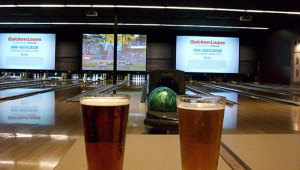 Brunswicks Buffalo Grove craft beer and bowling