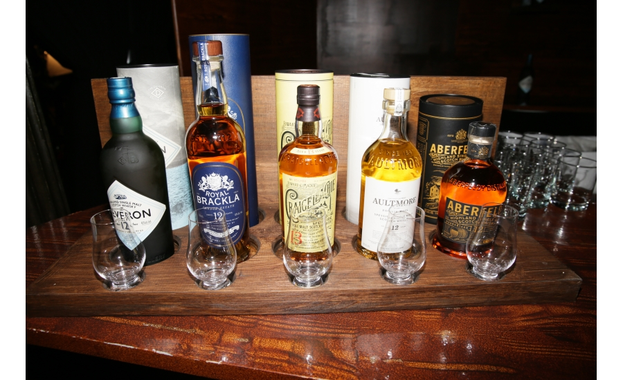 Deveron whiskies