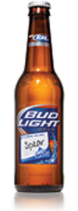 My Bud Light bottle