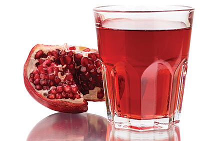 Pomegranate drink
