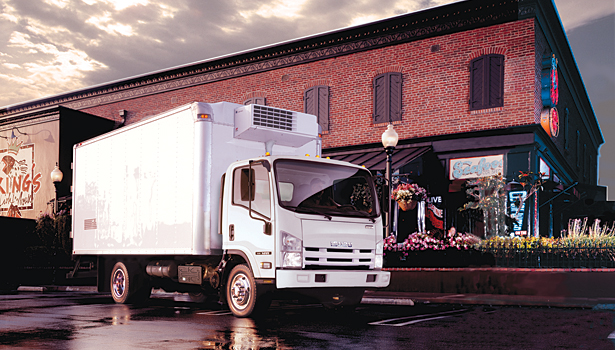 Isuzu Commercial truck of America
