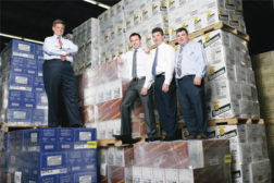 Wirtz Beverage Executives