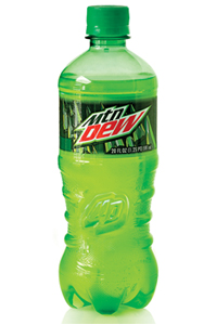 Mountain Dew 4sight