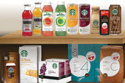 Starbucks products