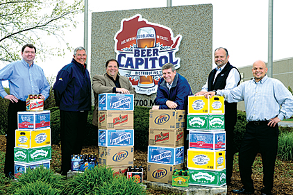 Jobs at Beer Capitol Distributing, LLC in Milwaukee, WI ...
