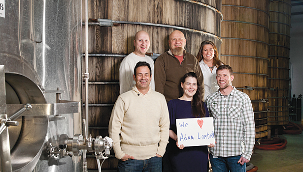 Dogfish Brewery executive team