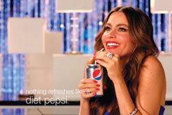 Diet Pepsi ad
