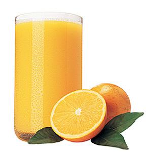 Organic Orange Turmeric and Reduced Calorie Orange Coconut juices