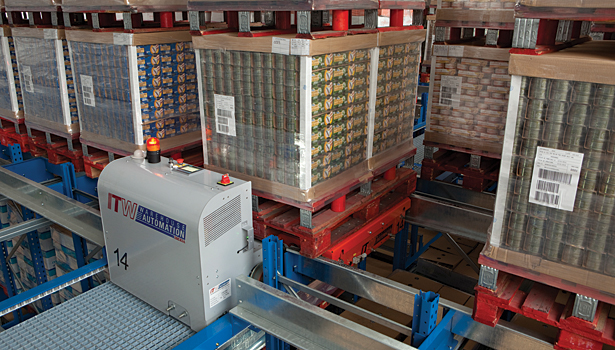 Racking up warehouse efficiency with storage systems | 2013