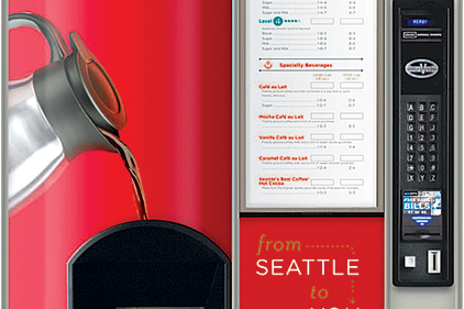 Seattle's best coffee machine