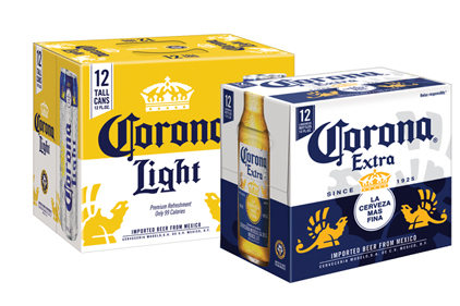 Corona packaging