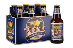 Pyramid Breweries new package