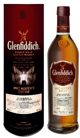Glenfiddich Malt Master Bottle and Case