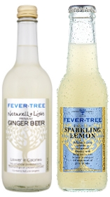 Fever Tree Ginger & Lemon