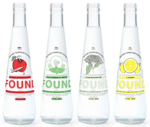 Found Infused Sparkling Waters