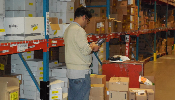 Organic, natural beverage distributor boosts productivity with