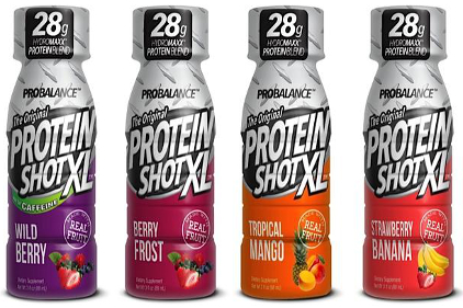 The Original Protein Shot XL | 2013-12-12 | Beverage Industry