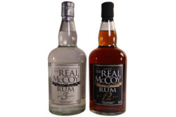 The Real McCoy aged rums