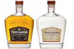 Troy & Sons whiskeys