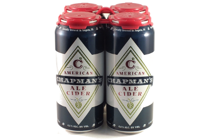 Chapman's American Ale Cider