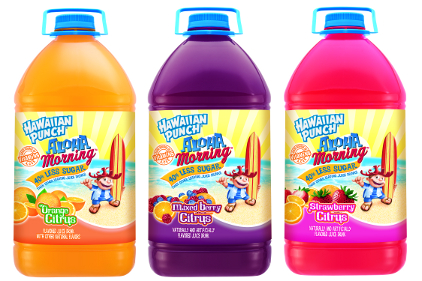 Hawaiian Punch Aloha Morning