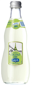Lorina Coconut Lime French soda
