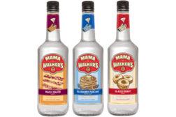 Mama Walker's liqueurs