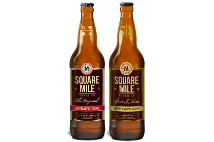 Square Mile ciders