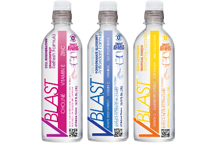 VBlast Refresh, Antioxidant and Immunity