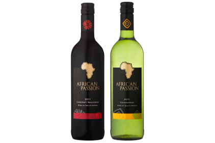 African Passion wines