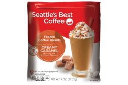 Seattle's Best Coffee Frozen Coffee Blends