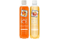 Sparkling Ice Peach Nectarine and Crisp Apple