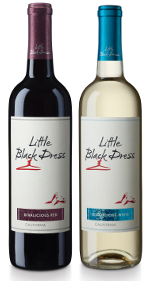 Little Black Dress Divalicious wines