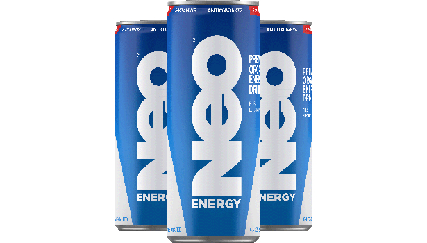 Neo North America's Neo Superenergy drinks