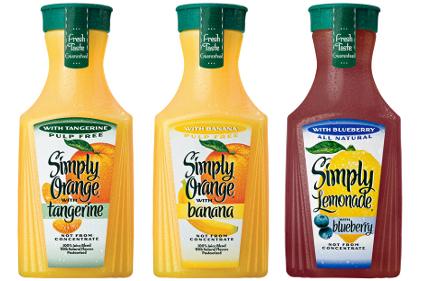 Orange Juice | Meijer.com |Simply Orange Logo