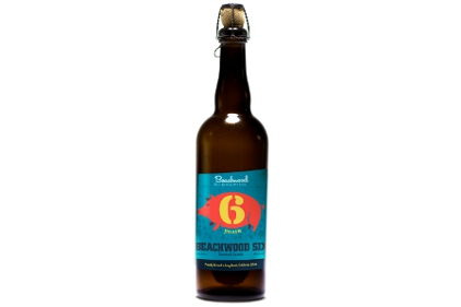 Beachwood Six Smoked Saison