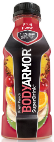 BodyArmor SuperDrink Fruit Punch