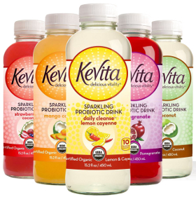 KeVita Sparkling Probiotic Drink Daily Cleanse