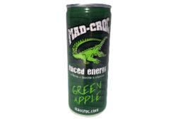 Mad-Croc Green Apple Juiced Energy
