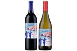 Veterans Salute wine
