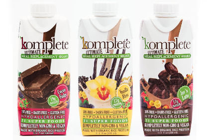 Komplete Ultimate Meal Replacement Shakes