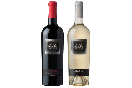 Fifty Shades of Grey wines