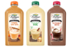 Bolthouse Farms Pumpkin Spice Latte, Holiday Nog and Peppermint Mocha