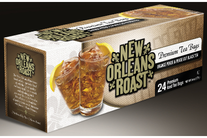 New Orleans Roast iced tea