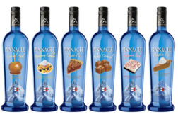 Pinnacle seasoned flavored vodkas