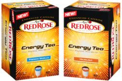Red Rose Energy Teas