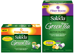 Salada Active Blend Green Teas