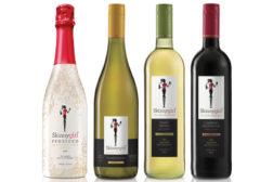 Skinnygirl Prosecco, Chardonnay, Pinot Grigio and Cabernet Sauvignon