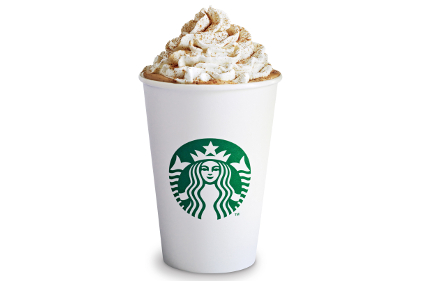 Starbucks Pumpkin Spice Latte