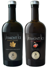 Vermont Ice Maple Crème and Apple Creme